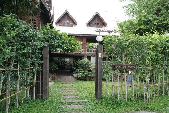 Baan Tye Wang Hotel : entrée