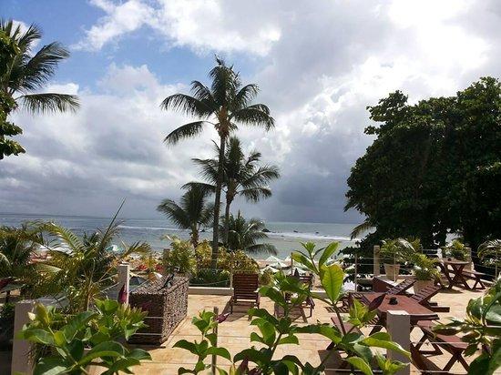 Le Terrace Beach Hotel: Paraíso!
