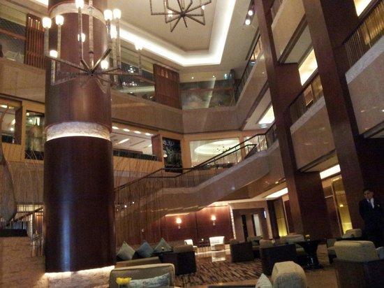 Conrad Bangkok Hotel: ロビー