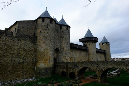 Relais de l'Alsou : wolrldwide unesco city of carcassonne