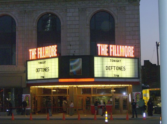 ‪The Fillmore Detroit‬