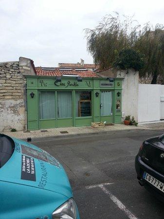Cote Jardin : restaurant coté Jardin