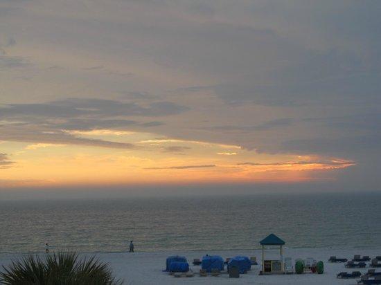 Sirata Beach Resort: sunset