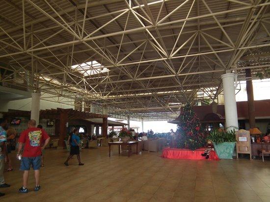 Sunscape Splash Montego Bay : Main reception area