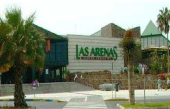 Centro comercial las arenas las palmas de gran canaria - Centro comercial moda shoping ...