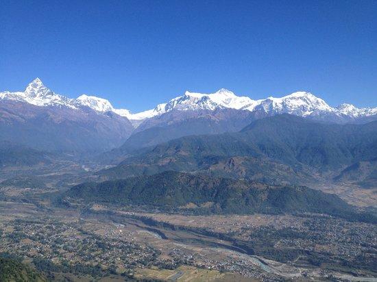 Sarangkot: 3時間の登山の甲斐ある素晴らしい眺め