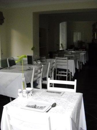 Byways House: Sala colazione