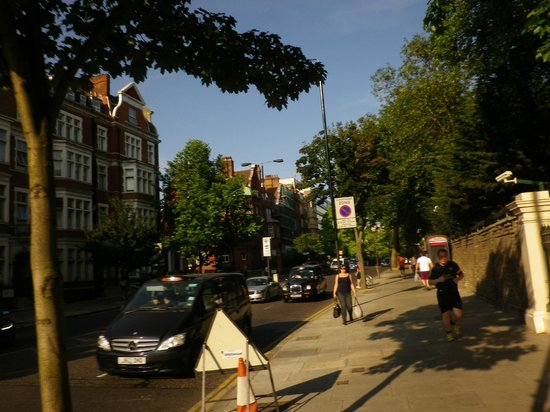 Notting Hill: Cerca del Parque Hyde Park