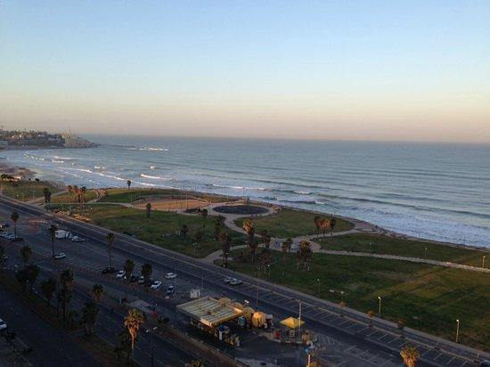 Dan Panorama Tel Aviv: Il mare