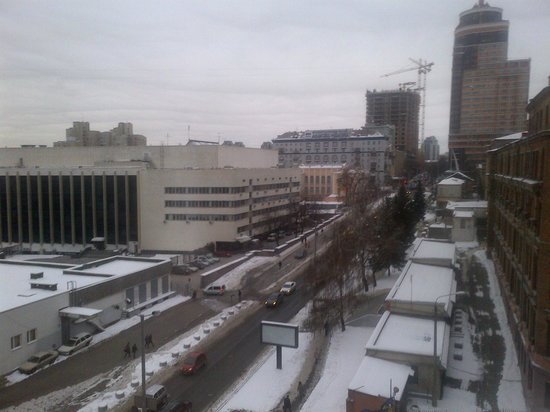 ALFAVITO HOTEL : Panorama dalla stanza da letto