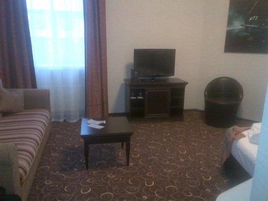 ALFAVITO HOTEL : stanza da letto