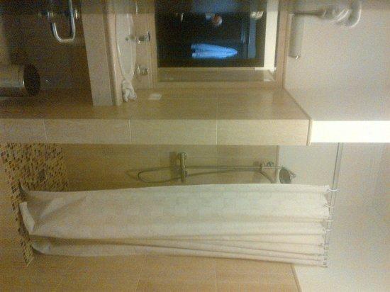 ALFAVITO HOTEL : Bagno