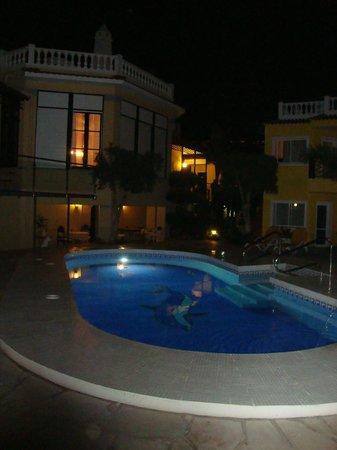 Villa Rosalva: Poolbereich