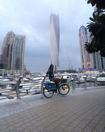 Nextbike - Dubai