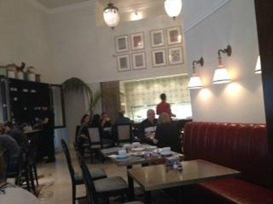 Arthur Hotel Jerusalem - an Atlas Boutique Hotel: Great breakfest room