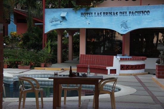 Hotel Las Brisas del Pacifico : RECEPTION