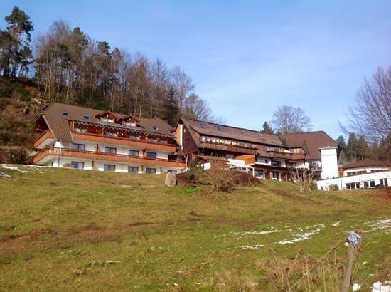 Hotel Kaeppelehof : Käppelehof in Lauterbach
