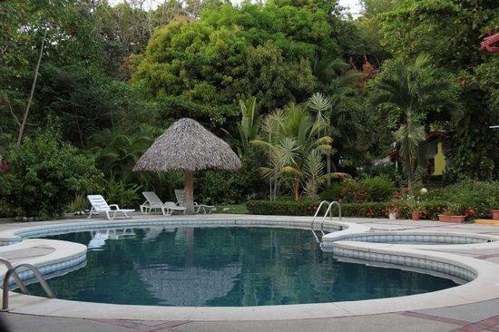 Hotel Las Brisas del Pacifico : PISCINE