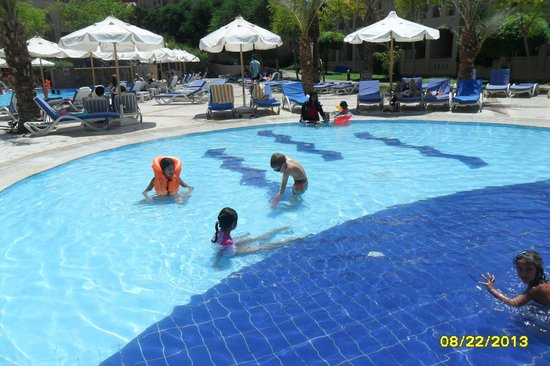 Marina Plaza Hotel Tala Bay: kids pool