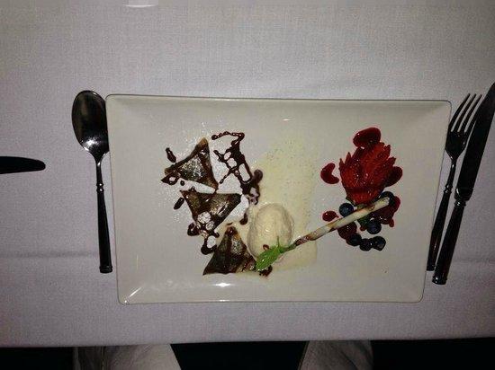 El Campanario Restaurant: Delicious desserts