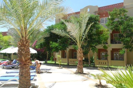 Marina Plaza Hotel Tala Bay: hotel