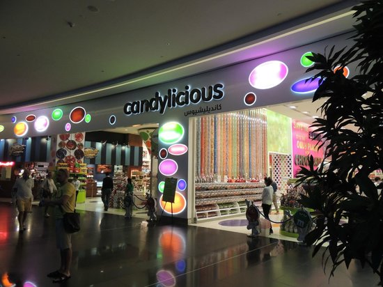 The Dubai Mall : Candylicious