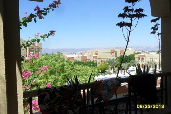 Marina Plaza Hotel Tala Bay: View from our balcony