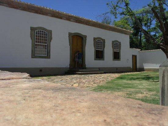 Museu do Padre Toledo: Casa Padre Toledo