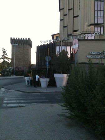 Starhotels Michelangelo: .
