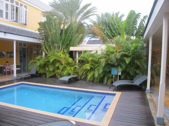 Hotel 't Klooster : Небольшой бассейн