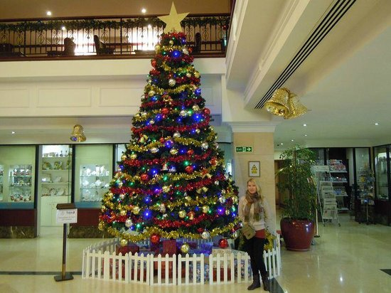 Excelsior Grand Hotel: Холл гостиницы