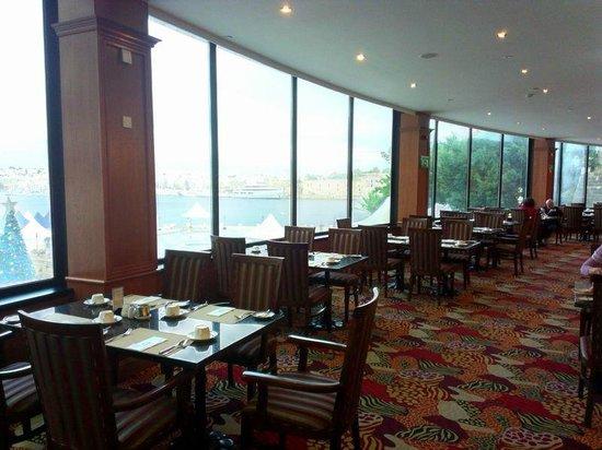 Excelsior Grand Hotel: Зал для завтраков