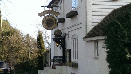 The Ringlestone Inn: Outside