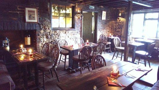 The Ringlestone Inn: Interior
