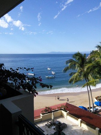 Barcelo Puerto Vallarta: view from our suite