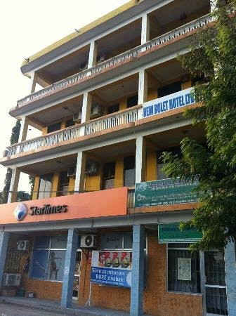 New Rolet Hotel front side