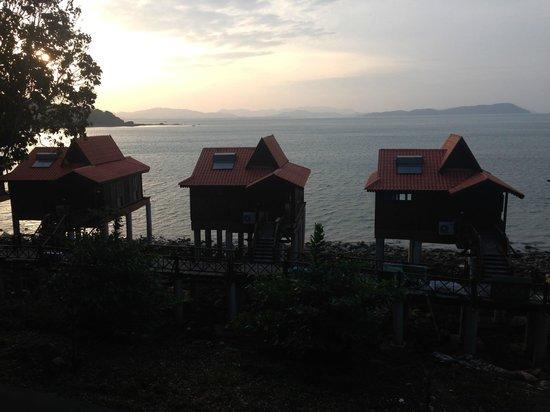 Berjaya Langkawi Resort - Malaysia: View from the balcony