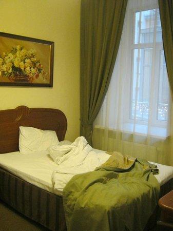 Cronwell Inn Stremyannaya: Comfort room