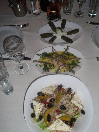 Mira Mare Hotel: greek specialitys