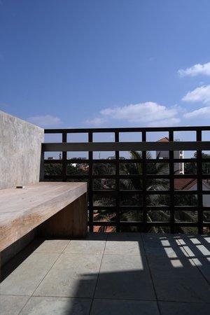 Holiday Inn Hotel & Suites Bengaluru Whitefield: Balcony
