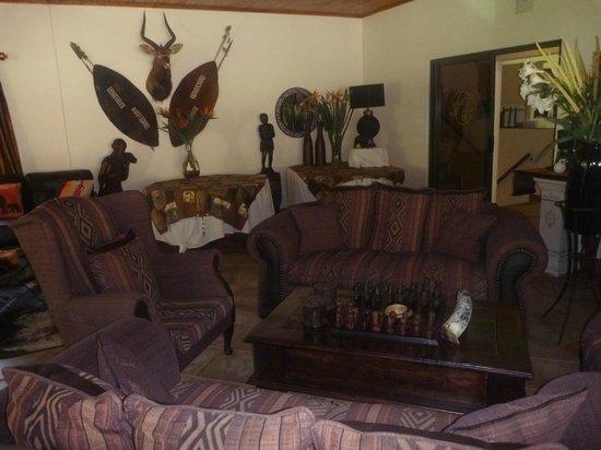 Elephant Coast Guest House: Aufenthaltsraum