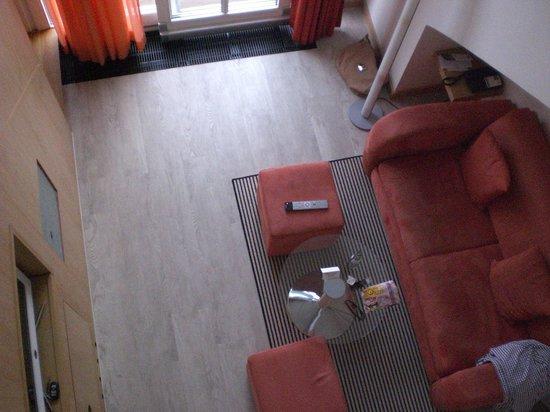 Hotel Am Meer: Wohnbereich