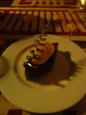 Buckingham Place: Dessert