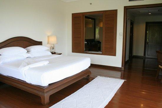 Dheva Mantra Resort: chambre
