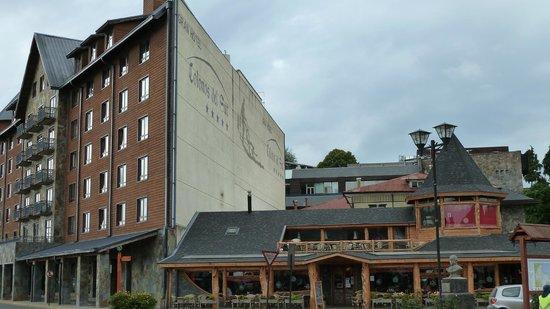 Radisson Hotel Puerto Varas: Mit Seeblick