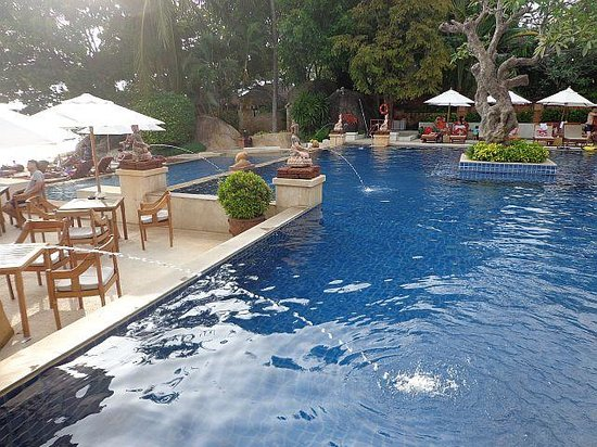 "Renaissance Koh Samui Resort & Spa: main ""family friendly"" pool"