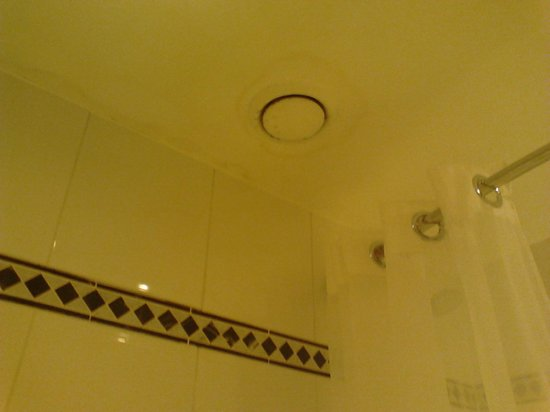 Hilton Edinburgh Grosvenor: bathroom