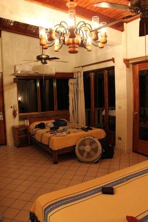 Hotel Costa Verde : CHAMBRE PREMIERE NUIT