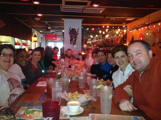 Taco Boy: Our group had a blast. Great service