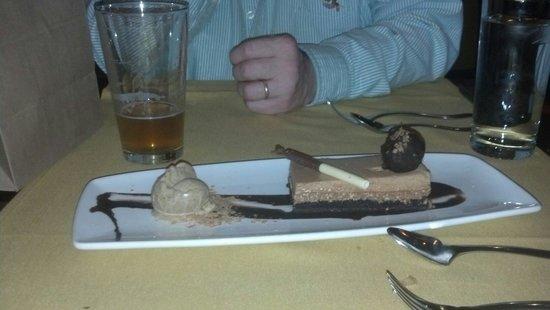 Sonoma Grille: Chocolate bar